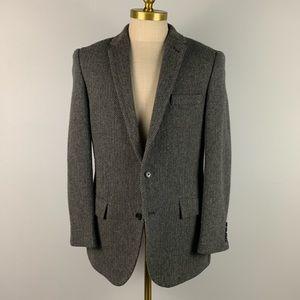 J. Crew Blazer - Ludlow Tweed Gray Herringbone